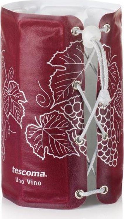 Охлаждающий чехол Tescoma Uno Vino, универсальный аэратор для вина tescoma uno vino rosso 695464
