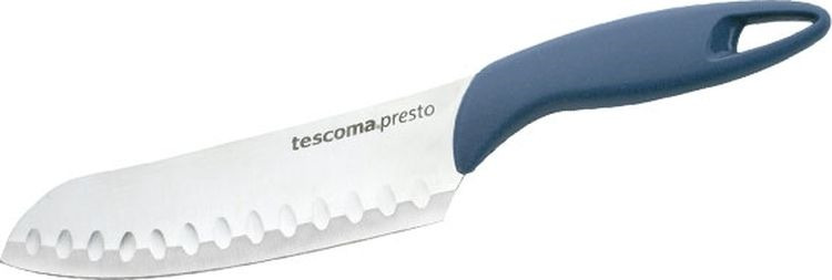 Нож японский Tescoma Presto, длина лезвия 15 см нож для резки помидор и моцареллы tescoma handy 643561