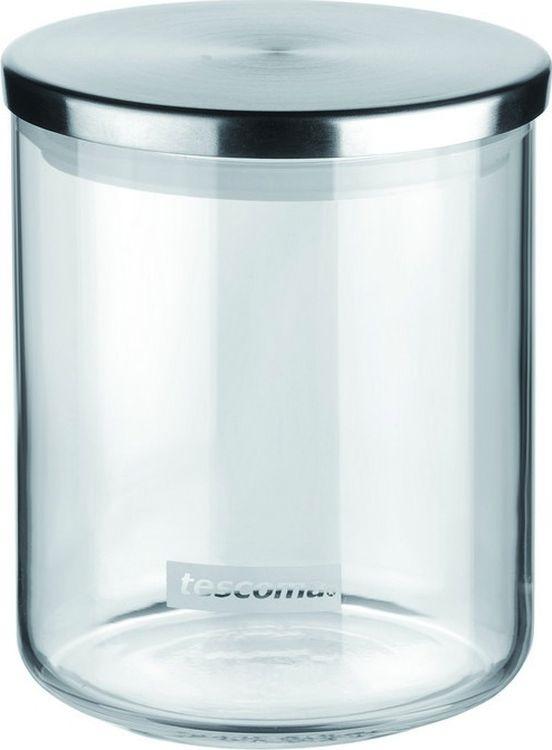 """Емкость для специй Tescoma """"Monti"""", цвет: прозрачный, металлик, 0,5 л"""