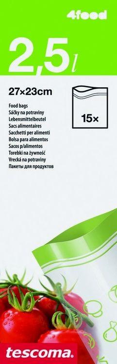 Пакеты для хранения продуктов Tescoma