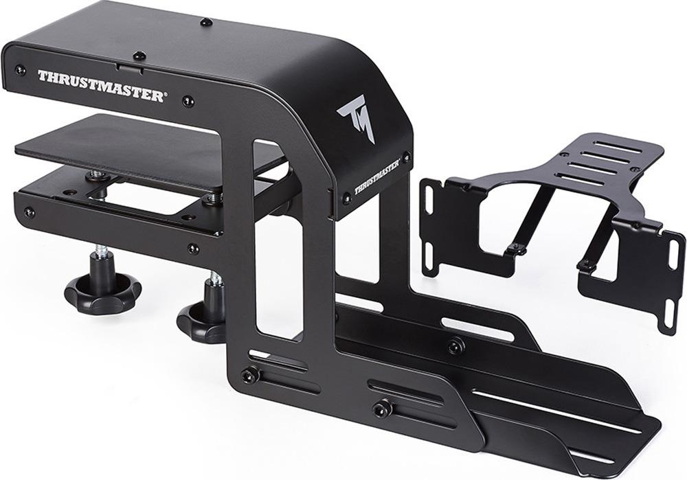 Держатель для ручного тормоза и коробки передач Thrustmaster TM Racing Clamp, THR88, черный thrustmaster t80 racing wheel black руль