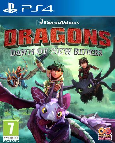 Игра Dragons Dawn of New Riders (английская версия) для PS4 Sony игра для ps4 wwe 2k18 английская версия