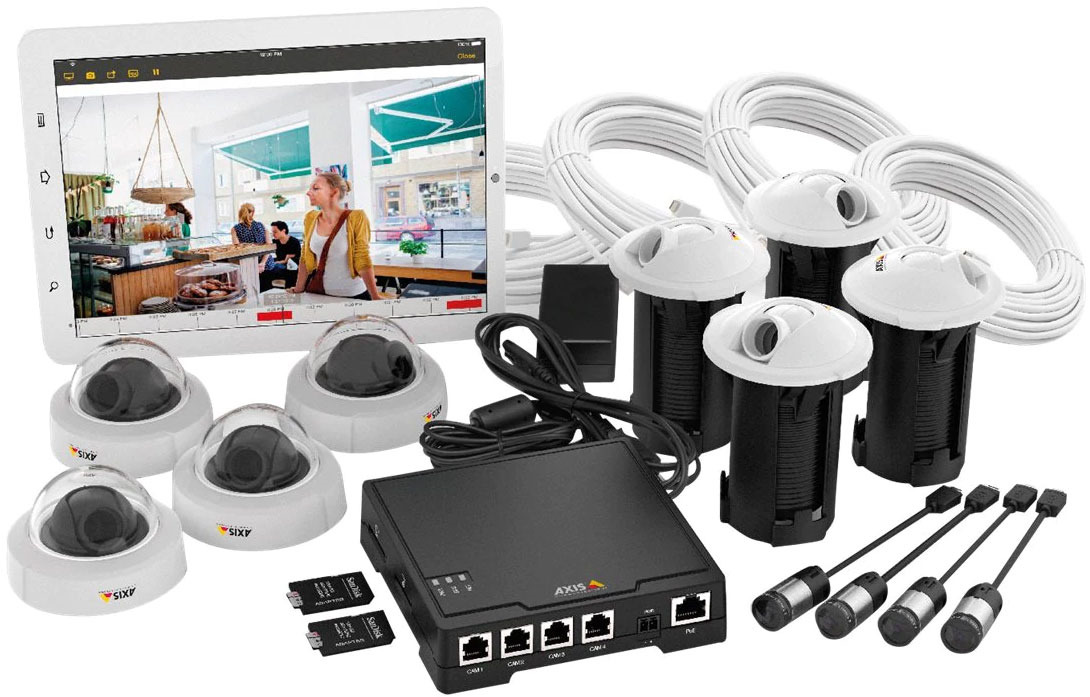Система видеонаблюдения – дизайн оснащения