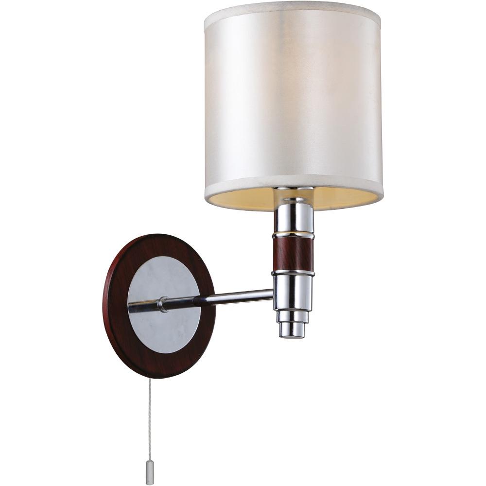 Бра Arte Lamp Circolo A9519AP-1BR, цвет: коричневый цена
