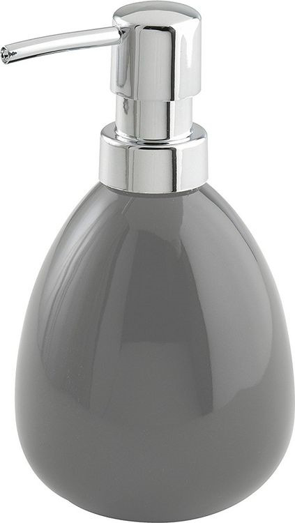 Диспенсер для мыла Wenko Polaris, цвет: серый диспенсер для мыла kimberly clark professional цвет металлический 8973
