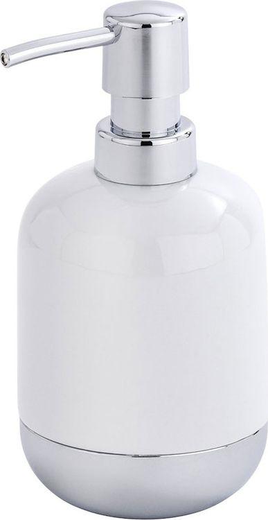 Диспенсер для мыла Wenko Melfi, цвет: белый