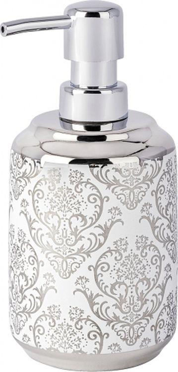 Диспенсер для мыла Wenko Barock, цвет: белый диспенсер для мыла kimberly clark professional цвет металлический 8973