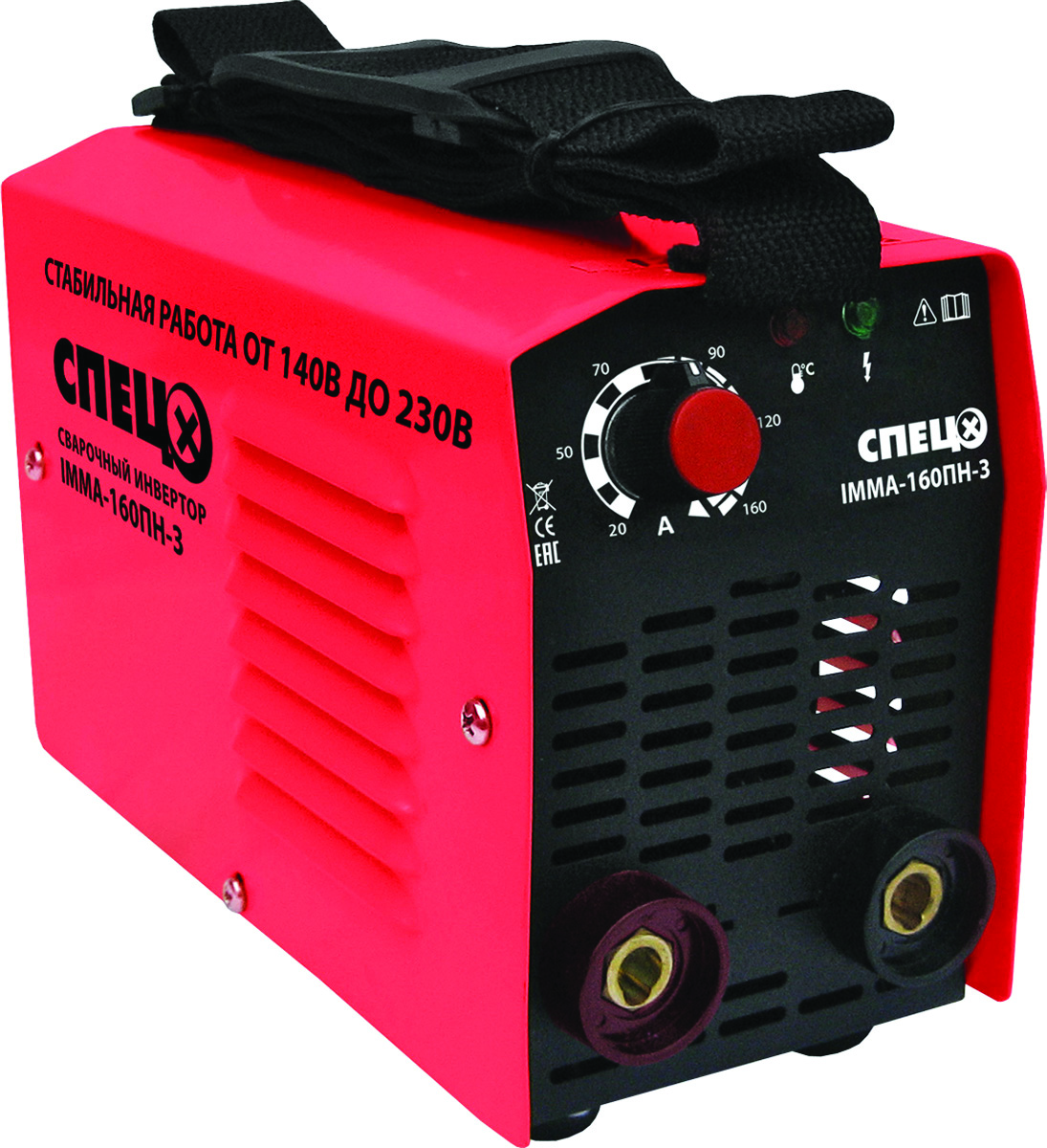 цена на Сварочный инвертор Спец IMMA-160ПН-3