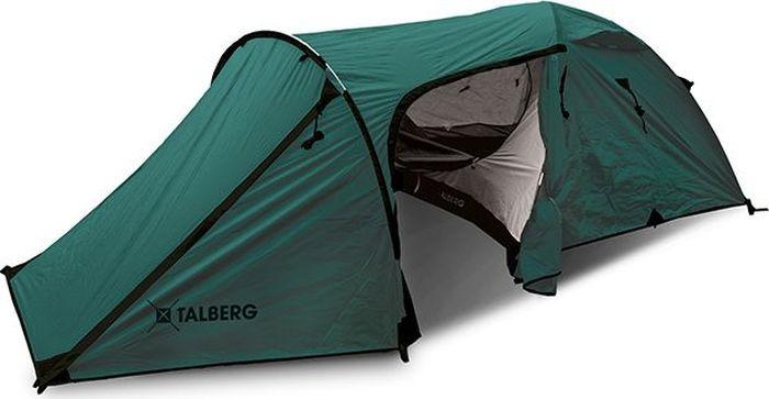 """Палатка Talberg """"ATOL 3"""", цвет: зеленый"""