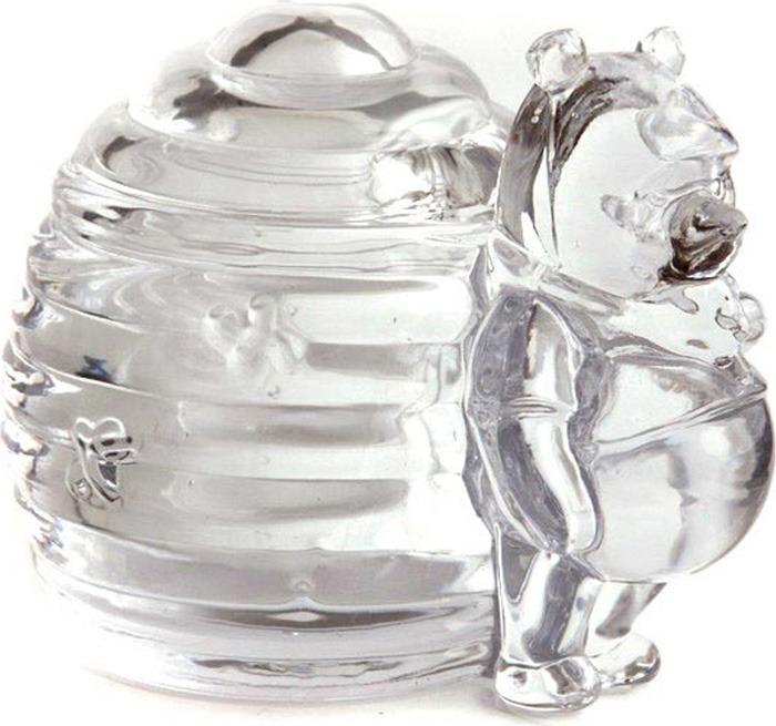ведерко для льда муза с щипцами 11 5 х 13 см Банка для меда Муза, 17 х 12,5 х 11 см
