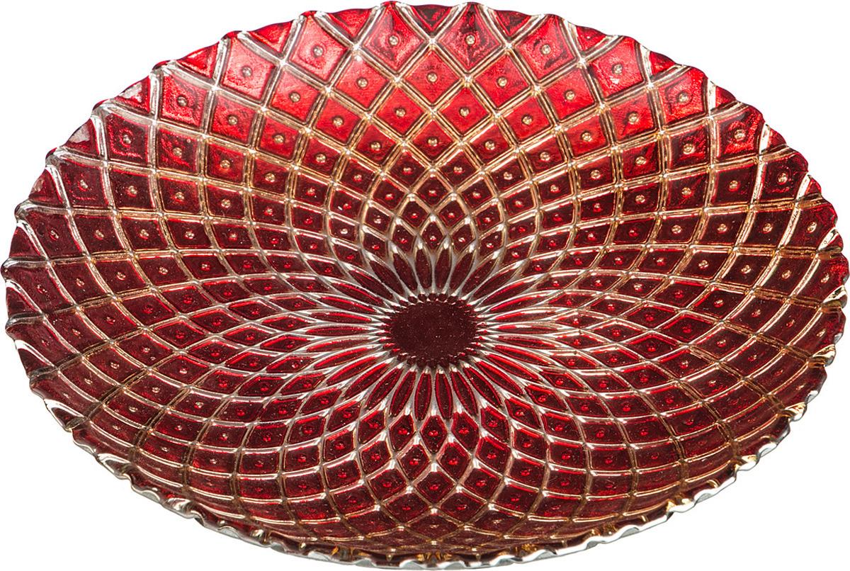 Тарелка Муза, диаметр 20 см цена 2017