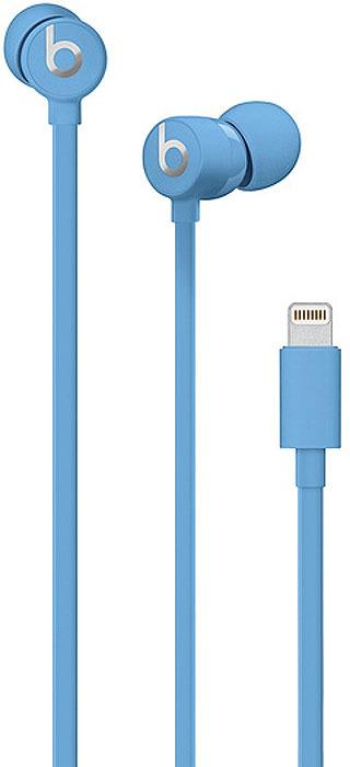 Наушники Beats urBeats3 Earphones with Lightning Connector, Blue наушники earpods with lightning connector mmtn2zm a