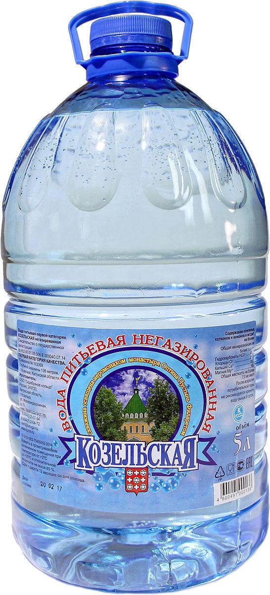 Вода питьевая Козельская, 2 шт по 5 л