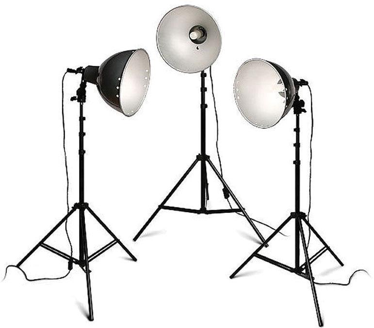 Rekam Light Kit Q-26K3/220 комплект галогенных осветителей