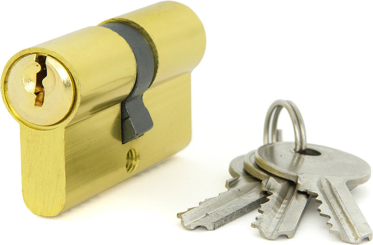 Цилиндр для замка Фабрика замков. УТ-00000006 цилиндр ключ ключ bussare cyl 3 60 chrome