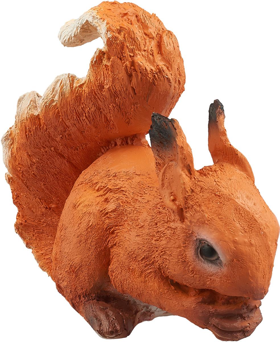 "Фигура садовая ""Белка, грызущая желудь"", 12 х 25 х 25 см"