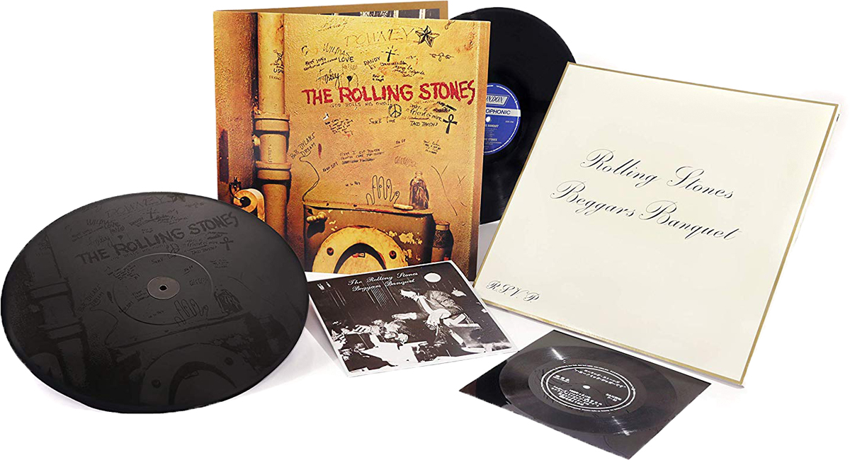 The Rolling Stones The Rolling Stones. Beggars Banquet (2 LP) валтер трут walter trout blues for the modern daze 2 lp