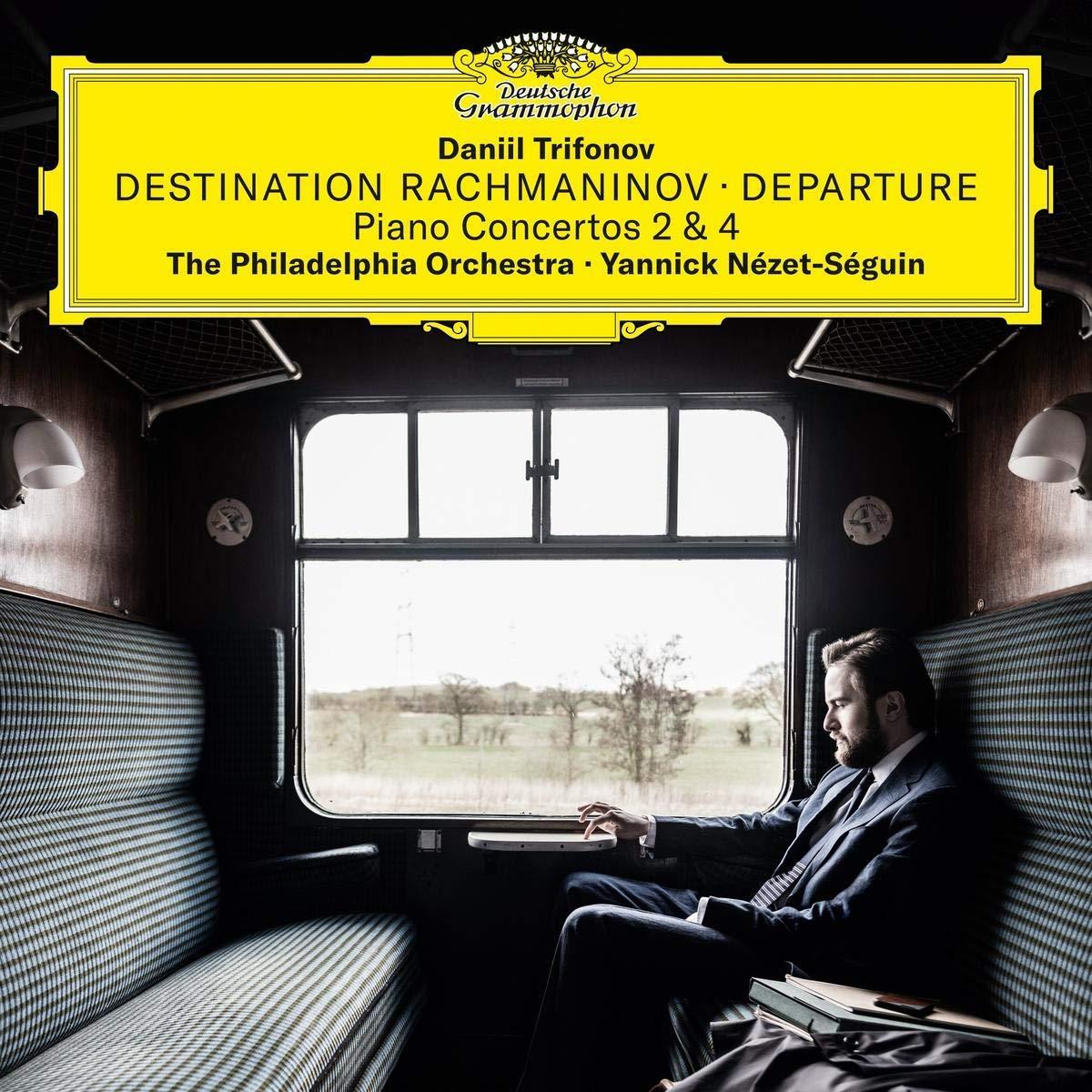 Даниил Трифонов Daniil Trifonov. Destination Rachmaninov. Departure sergey shirin education inrussia in