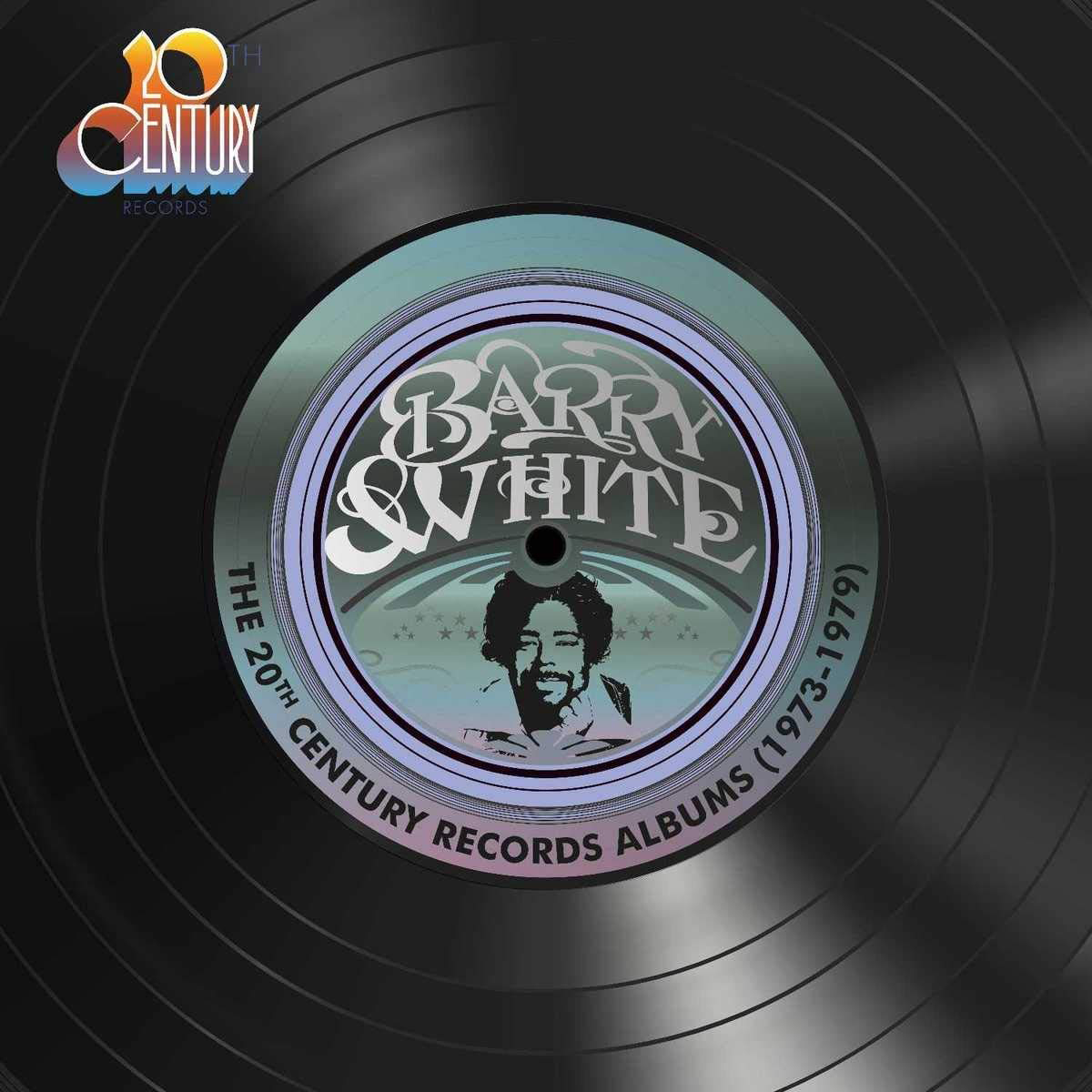 Барри Уайт Barry White. The 20th Century Records Albums (4 CD)