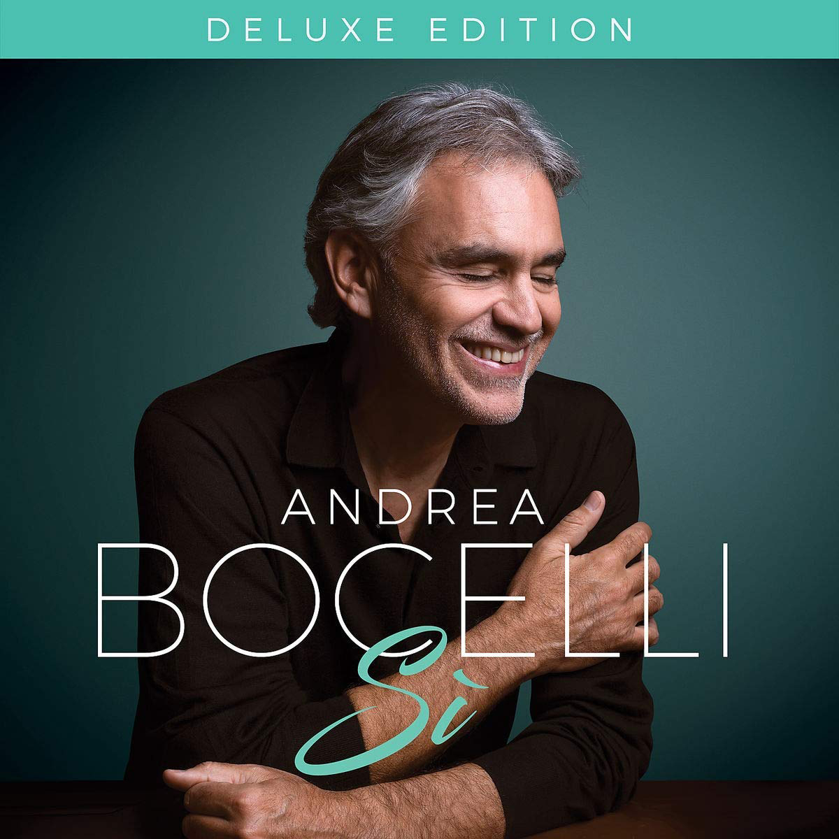Andrea Bocelli  Si  Deluxe Edition