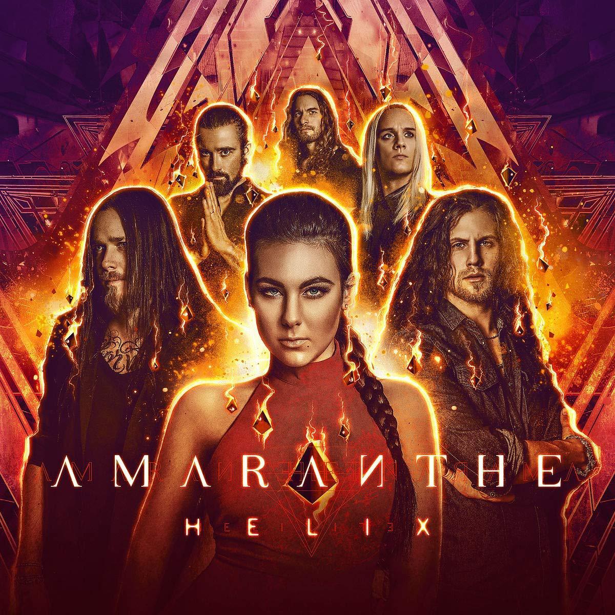 Amaranthe  Helix  Deluxe Edition