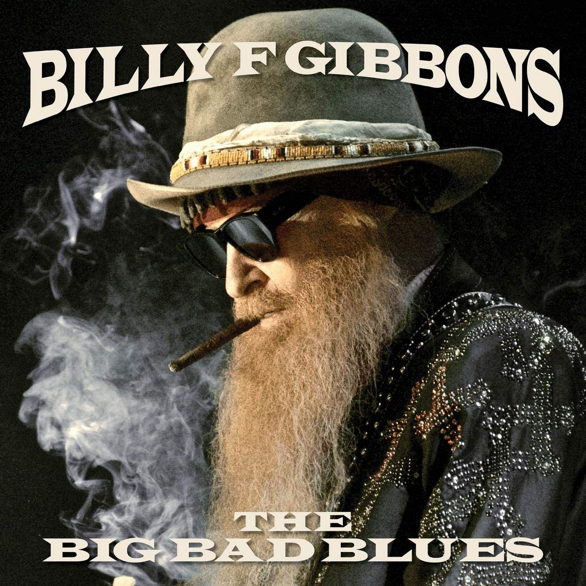 Билли Гиббонс Billy F Gibbons. Big Bad Blues рэнди вестон билли харпер randy weston billy harper the roots of the blues