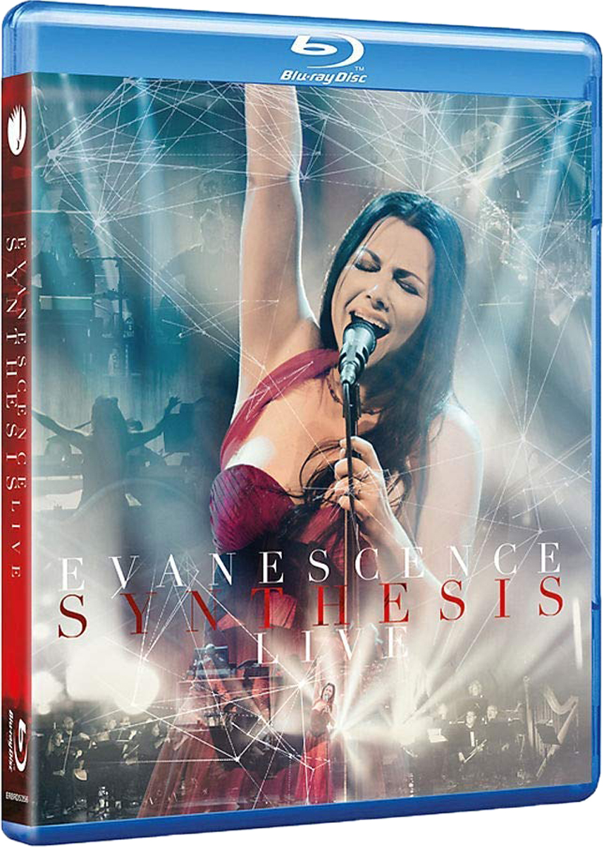 Evanescence Evanescence. Synthesis Live (Blu-ray) bruce foxton live at the camden palace