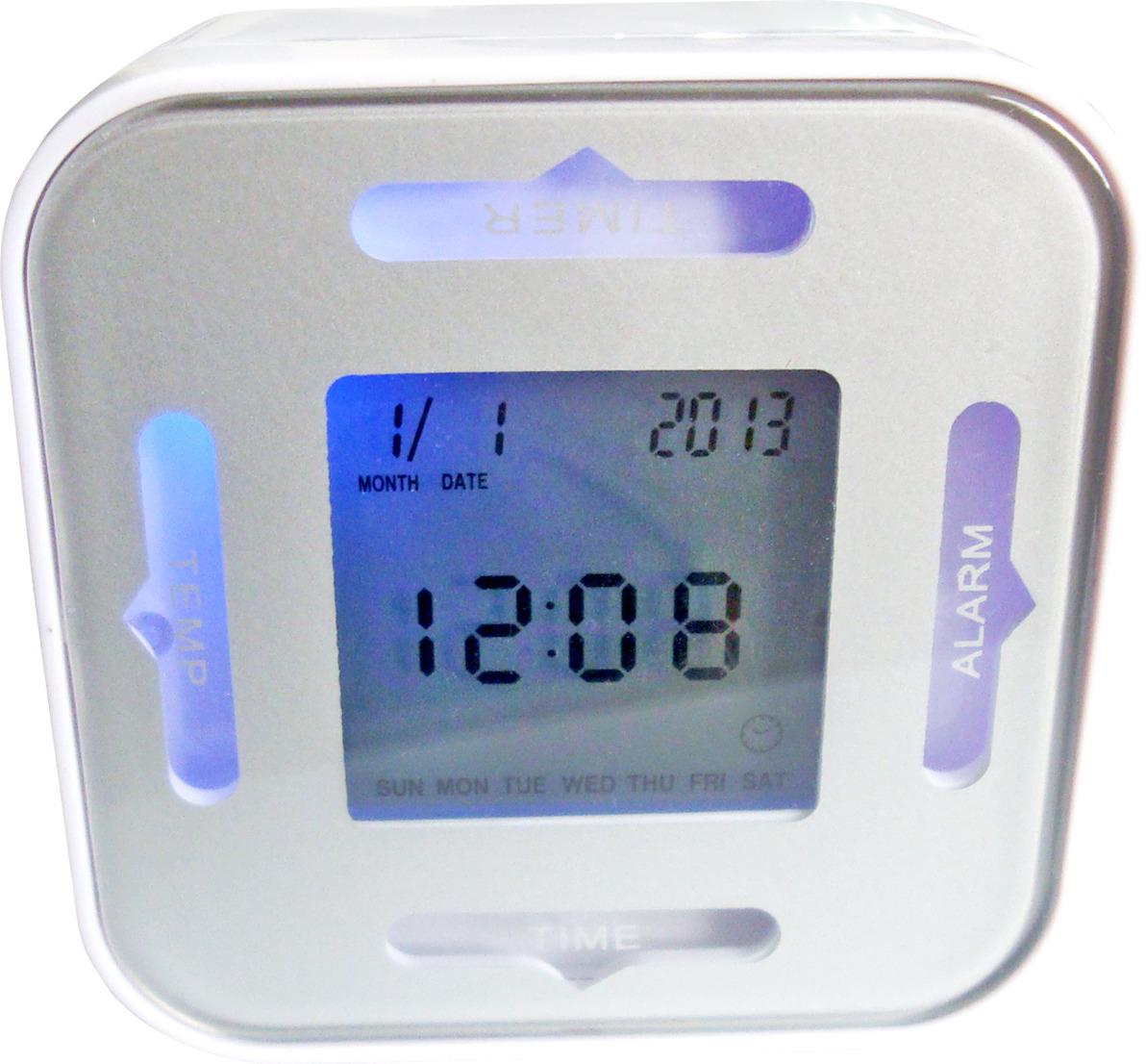Будильник Irit IR-609, с подсветкой все цены