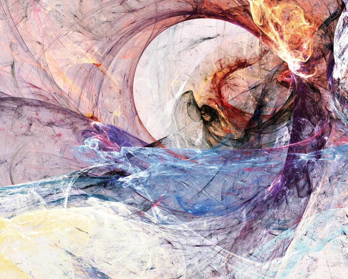 Постеры картинки абстракция