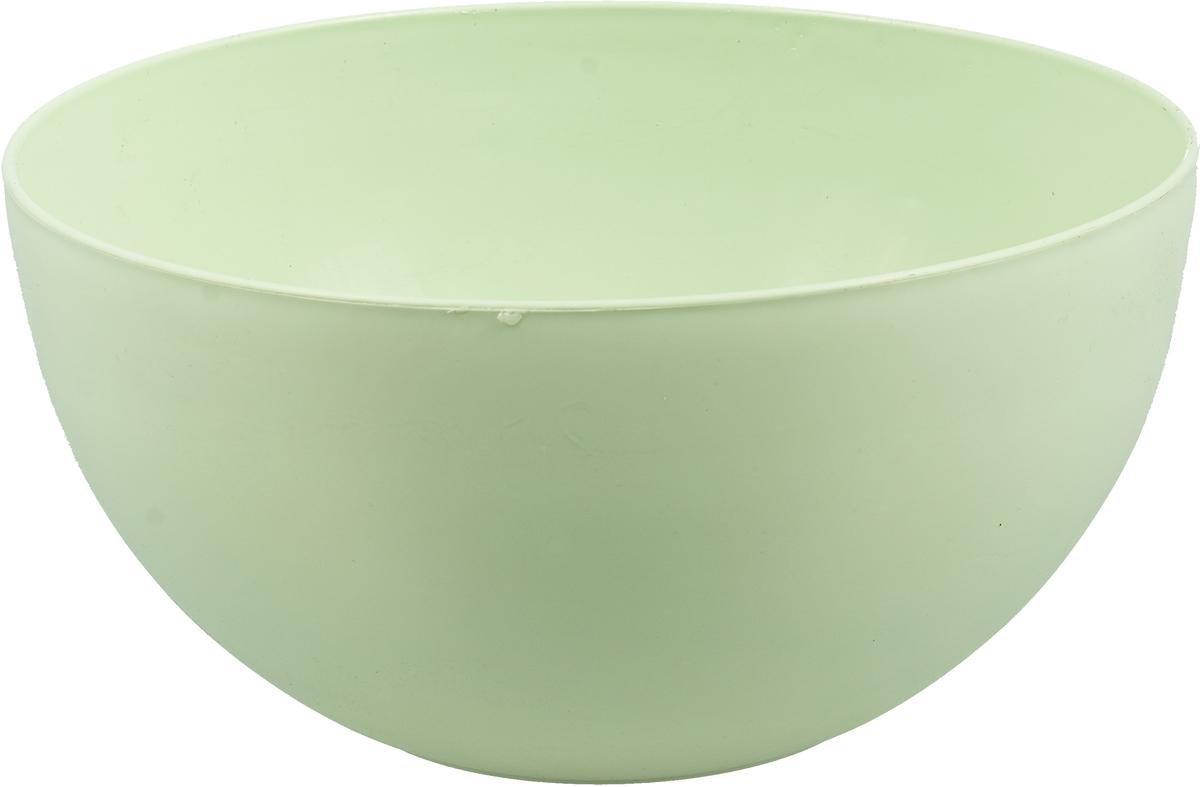 Салатник Gotoff, цвет: мятный, 4 л салатник berossi domino twist цвет снежно белый 0 7 л