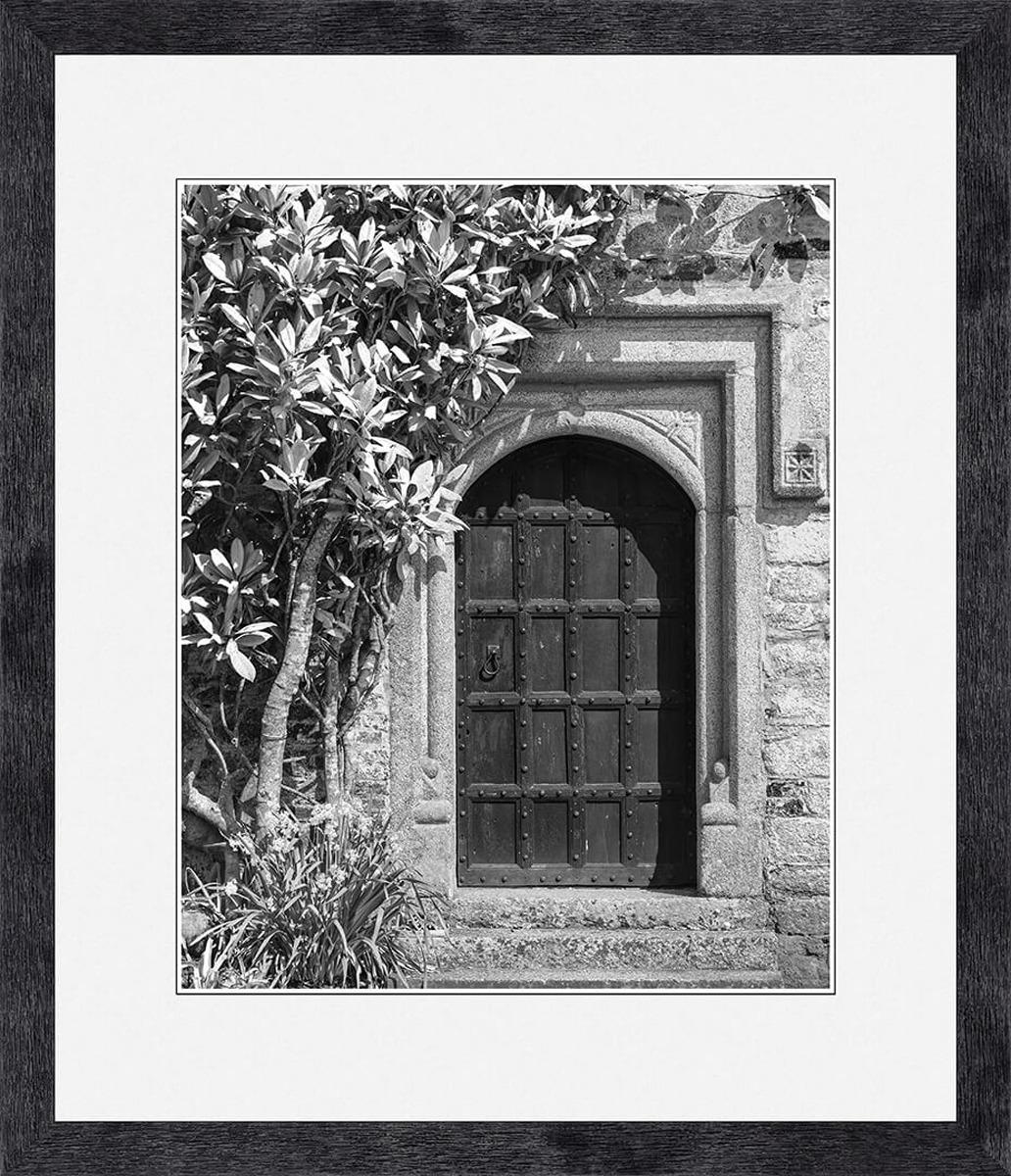 Картина Postermarket Викторианская дверь, 33 х 40 см цена