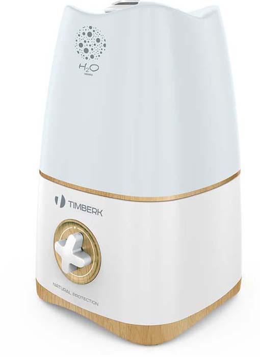 Ультразвуковой увлажнитель воздуха Timberk, цвет: белый, 2,6 л