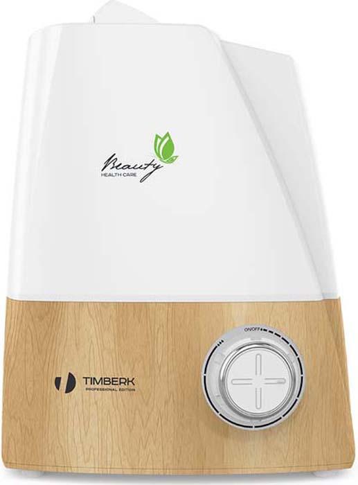 Ультразвуковой увлажнитель воздуха Timberk, цвет: белый, 5,7 л