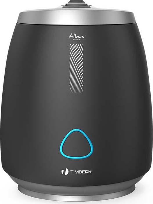 Ультразвуковой увлажнитель воздуха Timberk: цвет: черный, 2,2 л