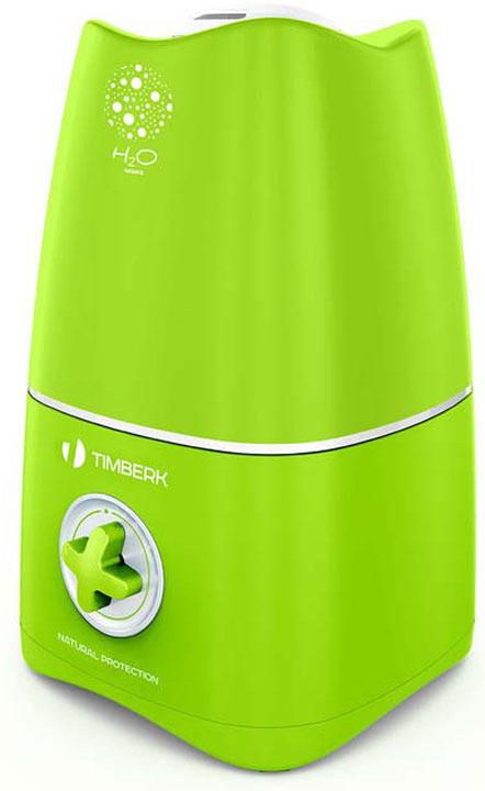Ультразвуковой увлажнитель воздуха Timberk, цвет: зеленый, 2,6 л