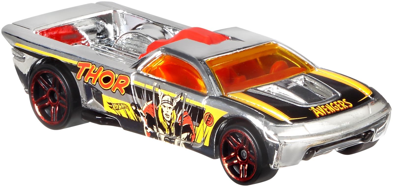 Hot Wheels Трековые машинки Мстители 3 Bedlam цены онлайн