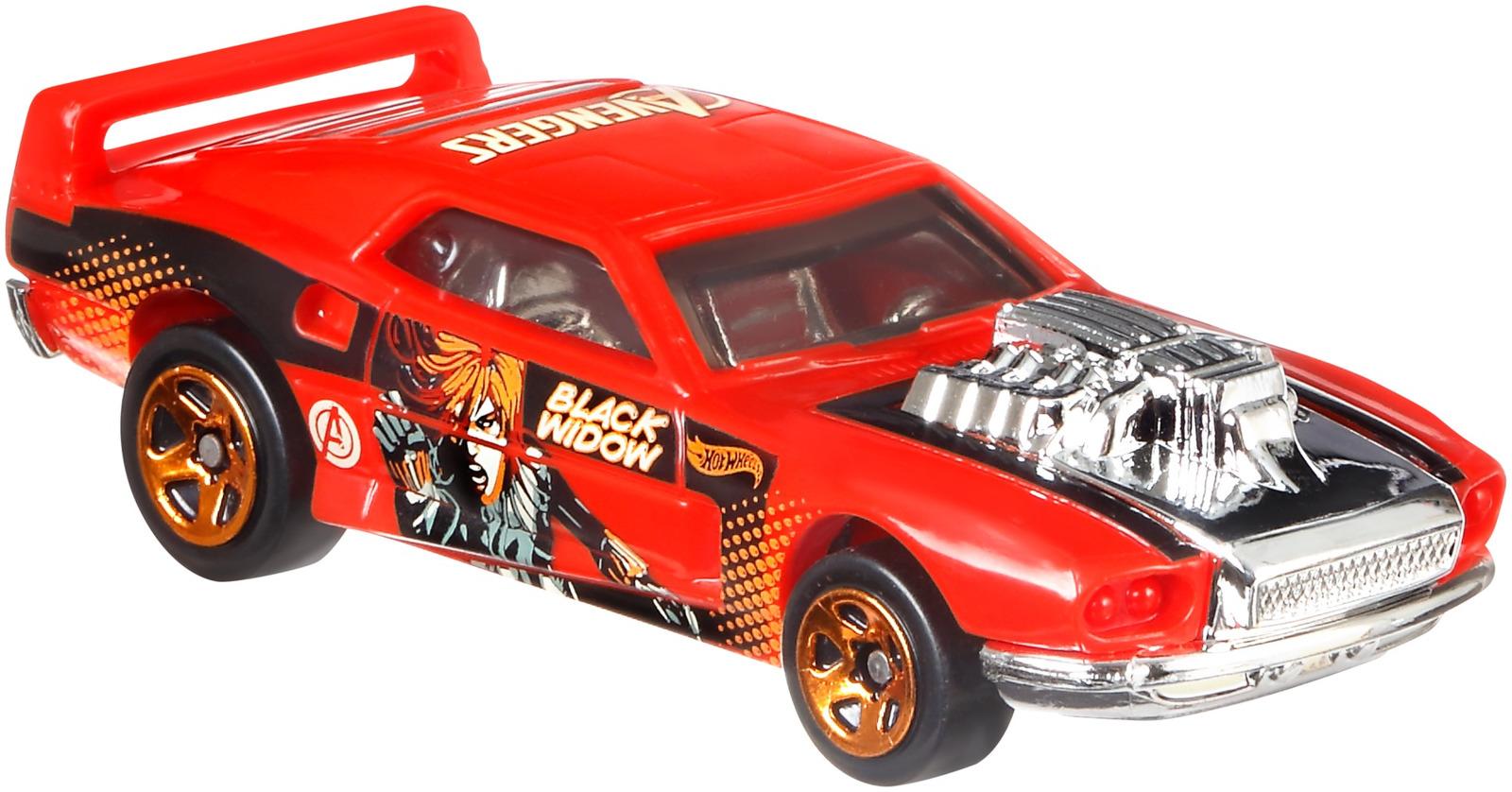 Hot Wheels Трековые машинки Мстители 3 Rivited цены онлайн
