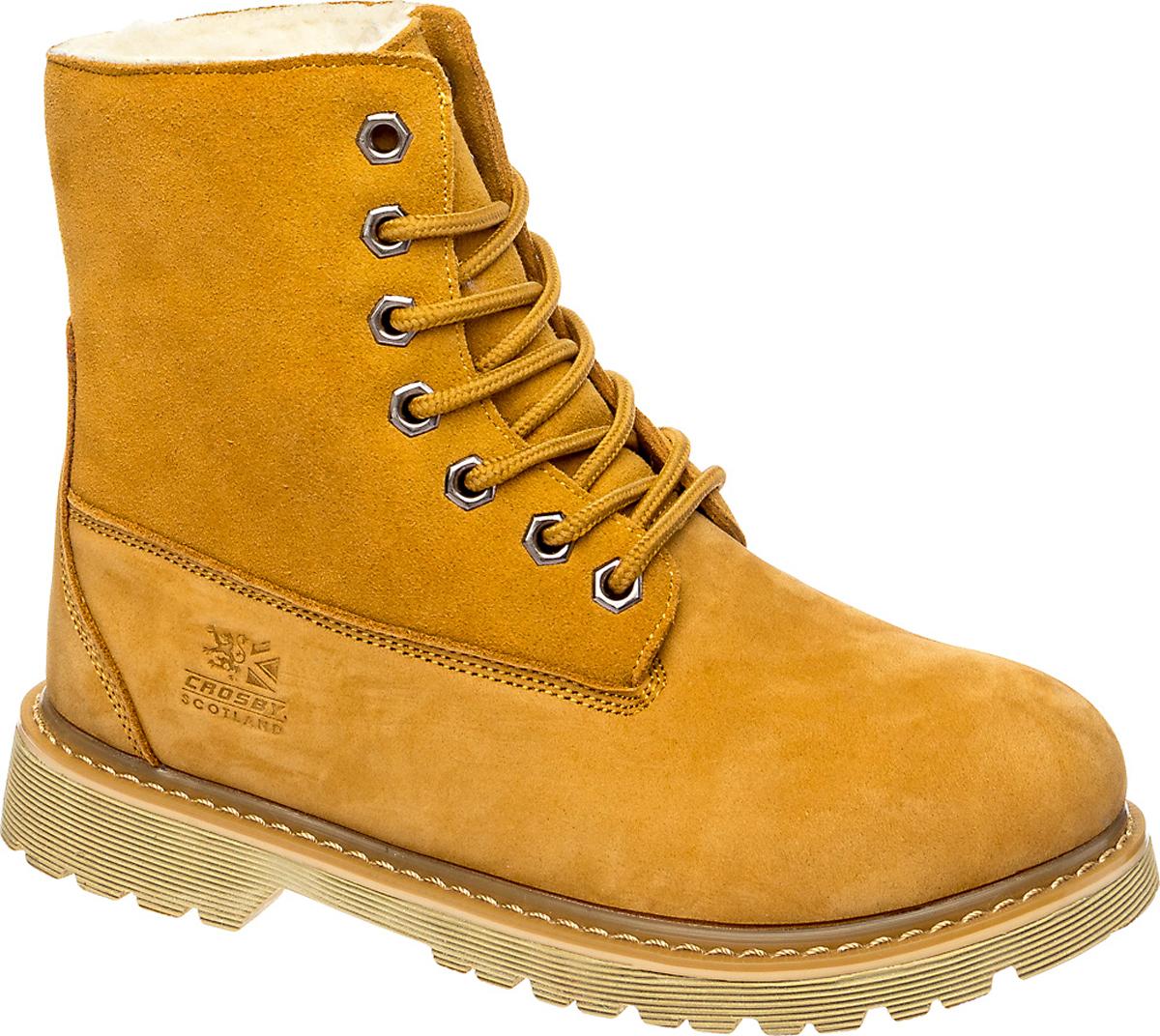 Ботинки Crosby ботинки мужские crosby цвет кэмел 488517 01 03 размер 40