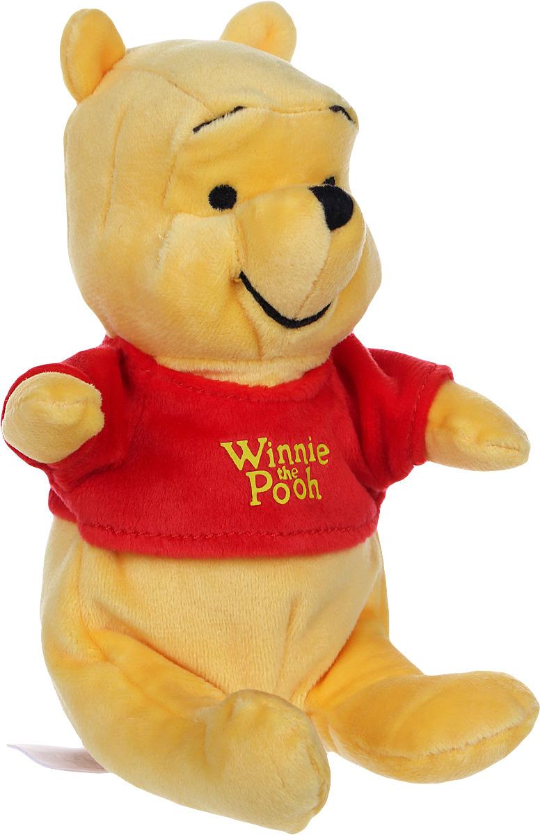 Nicotoy Мягкая игрушка Медвежонок Винни 20 см мягкая игрушка nicotoy медвежонок винни 5872629