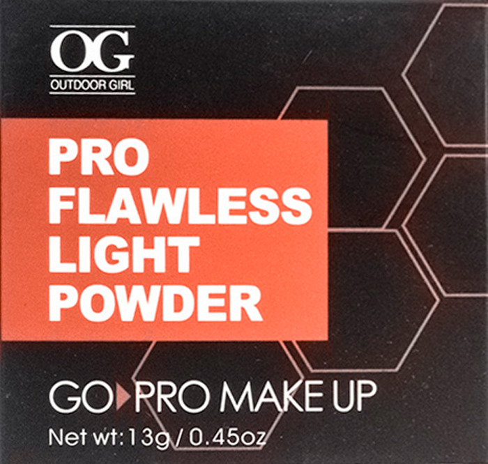 цены Пудра Outdoor Girl Translucent Touch Up Powder, №06 кашемир, 13 г