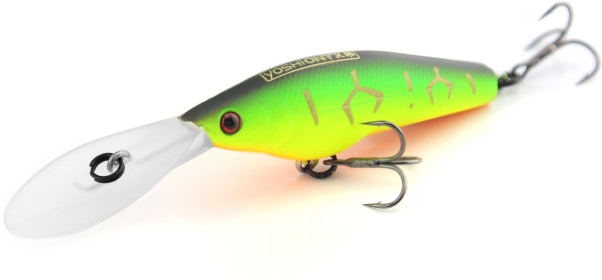 Воблер Yoshi Onyx X-SHAD 50, цвет: 007 серый металлик, длина 50 мм