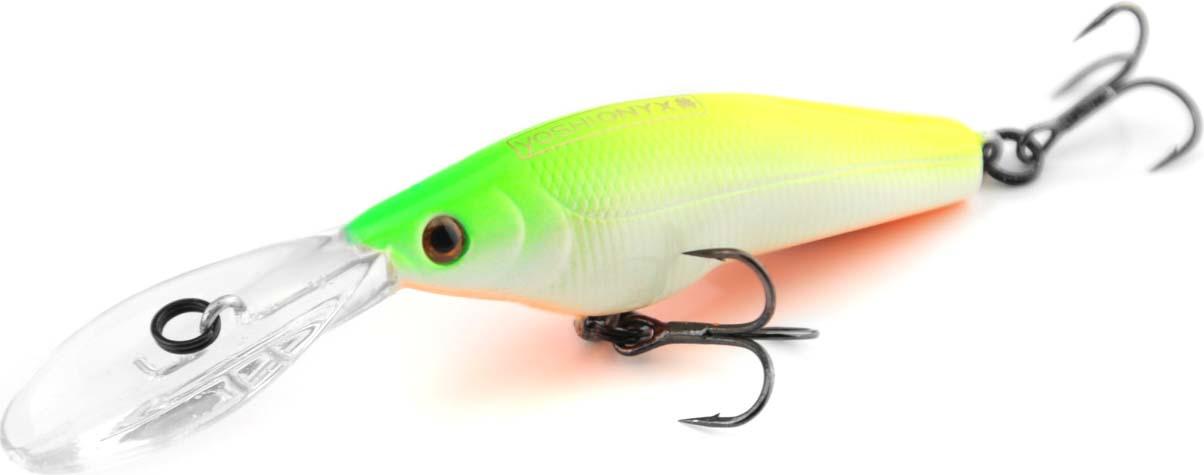 Воблер Yoshi Onyx X-SHAD 50, цвет: 038 шартрез, длина 50 мм