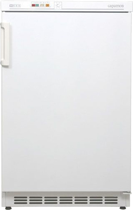 Морозильник Саратов 106 (мкш-125), белый морозильник саратов 175 мкш 250