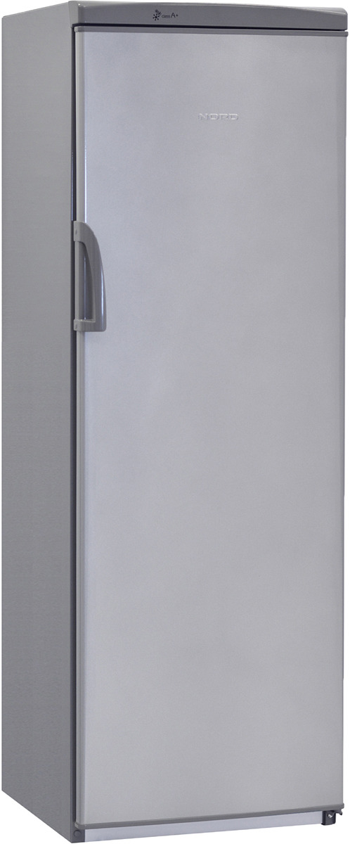 Морозильная камера NORD DF 168 IAP, серый металлик
