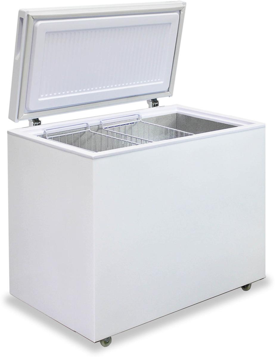 Морозильник-ларь Бирюса 305VK, белый