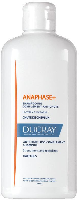 Ducray Анафаз+ Шампунь для ухода за ослабленными выпадающими волосами, 400 мл шампунь ducray anaphase купить
