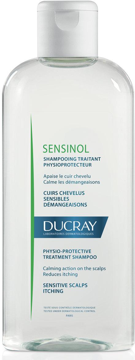 Ducray Сенсинол Шампунь физиологический защитный, 200 мл шампунь ducray anaphase купить