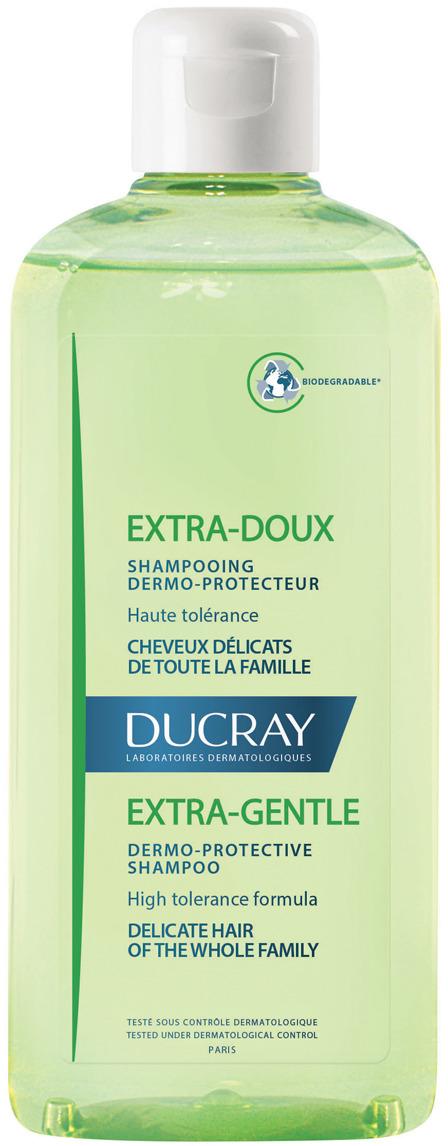 Ducray Экстра-Ду Защитный шампунь для частого применения, 200 мл ducray экстра ду шампунь