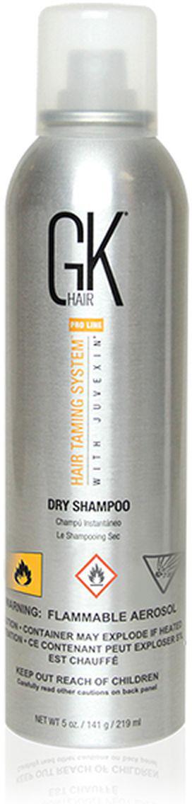 Сухой шампунь GKhair Dry Shampoo, 219 мл