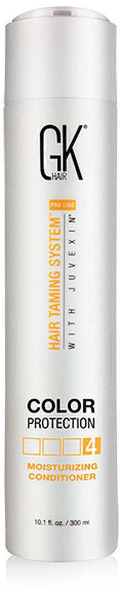 Кондиционер увлажняющий GKhair Moisturizing Conditioner, для защиты цвета волос, 300 мл